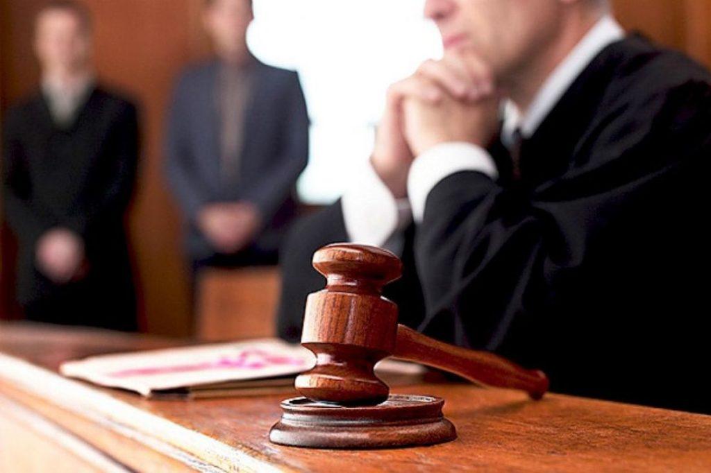 Судья картинка
