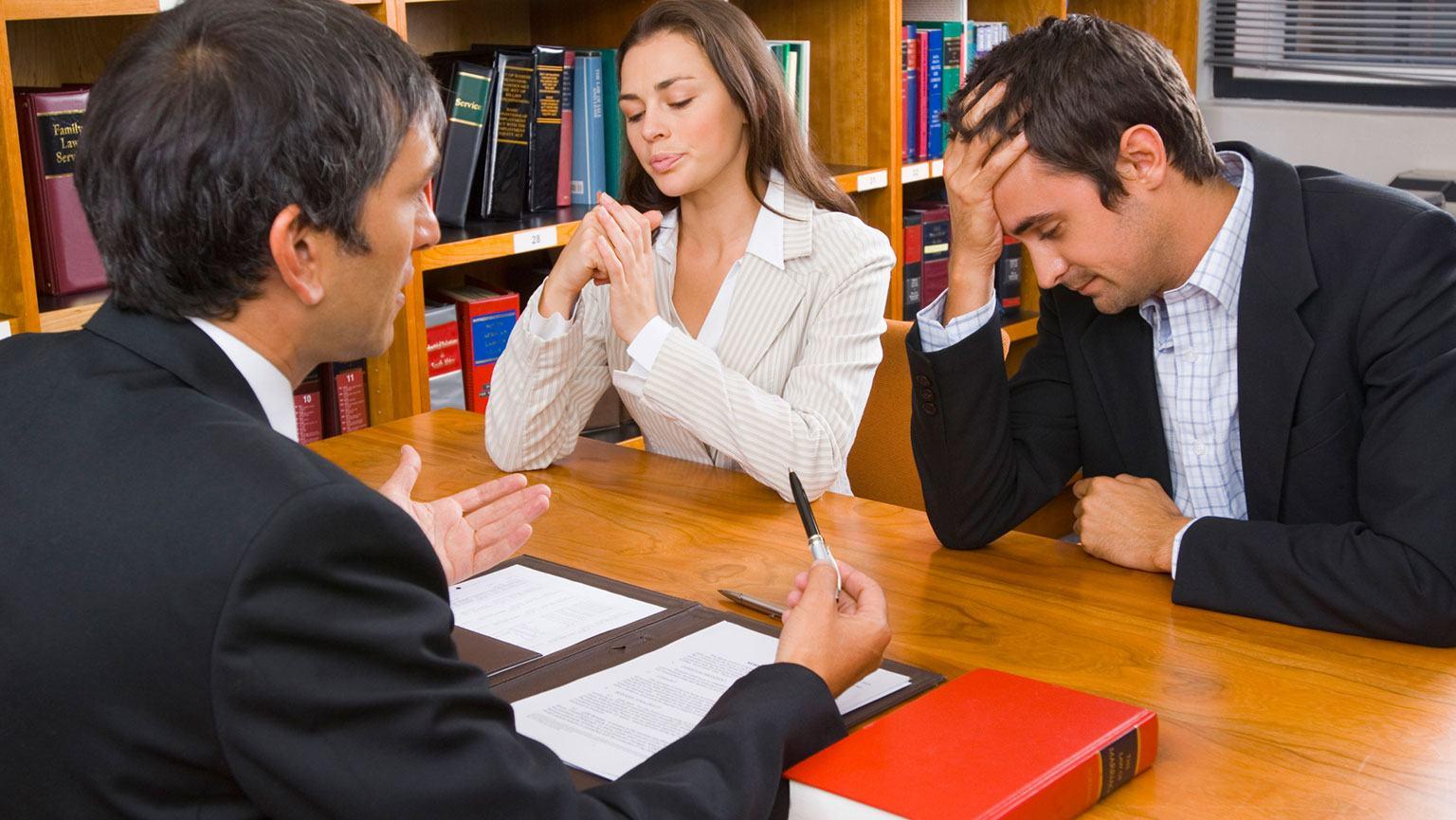 развод услуга юрист