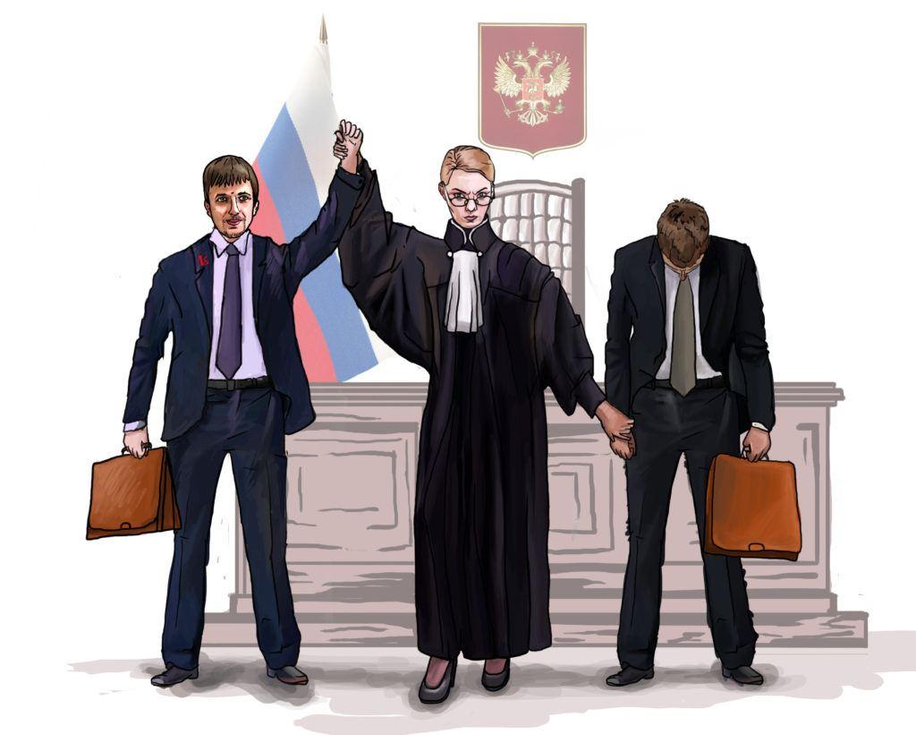 Ищем хорошего юриста или адвоката - пошаговая инструкция