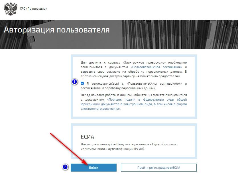 Как правильно подать заявление в районный суд в электронном виде - пошаговая инструкция